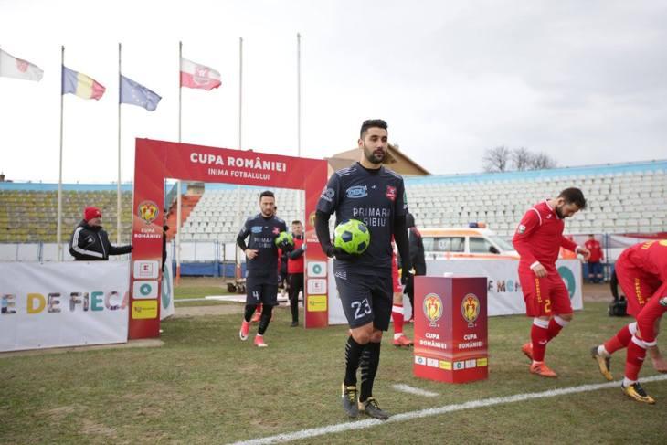 Duel tare pentru FC Hermannstadt in Cupa Romaniei. Va juca cu cea mai grea echipa